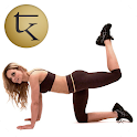 TK Butt lift - workout video icon