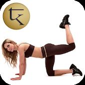 TK Butt lift - workout video