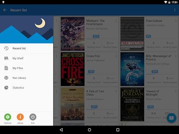 Moon+ Reader Screenshot 3