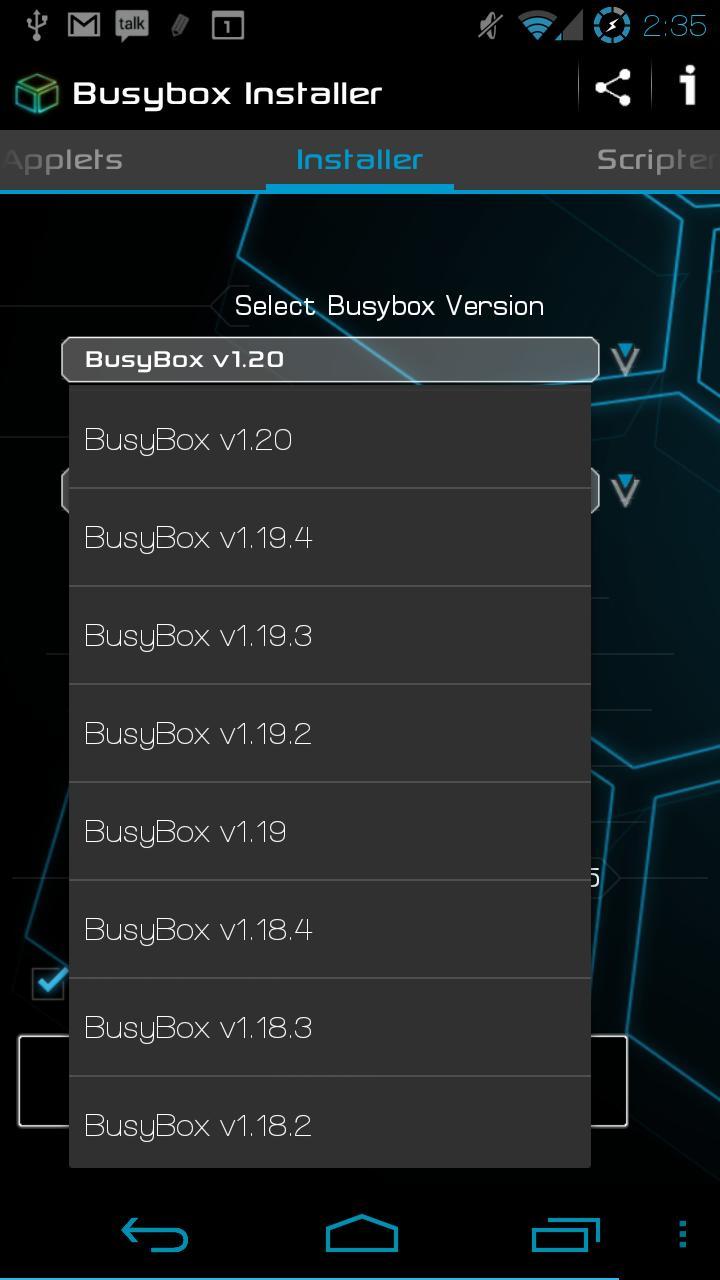 Busybox Installer Pro