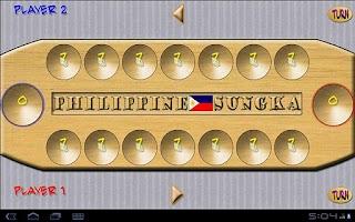 Screenshot of Sungka