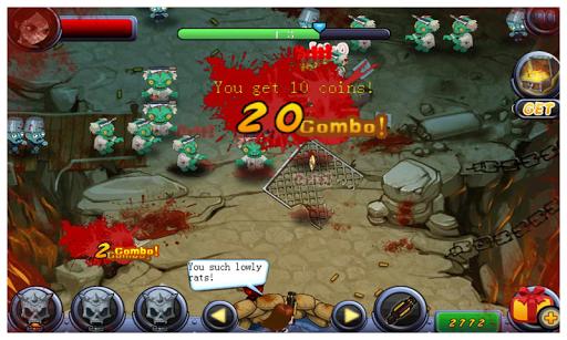 Zombie Evil Killing