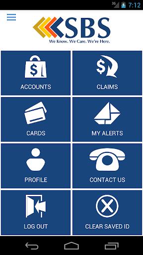 MySBS Online Wealthcare Mobile