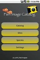 Screenshot of Fishes