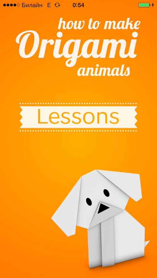 how to make origami animals android apps on google play