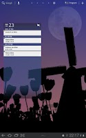 Screenshot of Tulip Windmill Live Wallpaper
