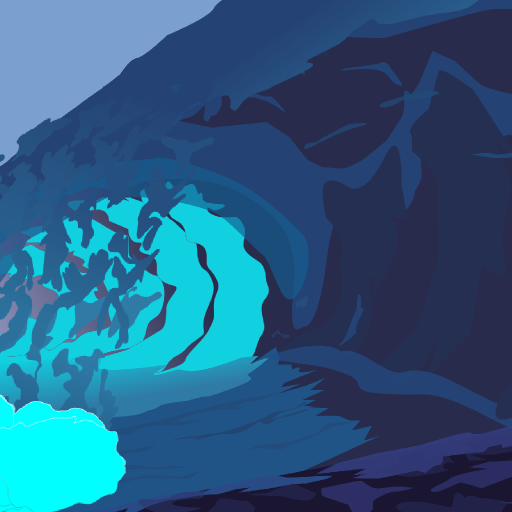Endless Surfer LOGO-APP點子