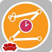 ZAZOO TiME Personalized Clock
