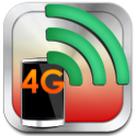 Simple 4G Network Booster HD icon