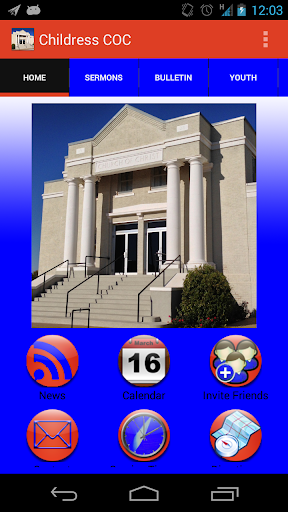 Childress church of Christ