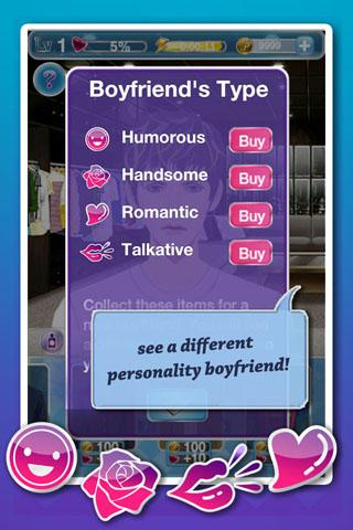 Boyfriend Maker- screenshot