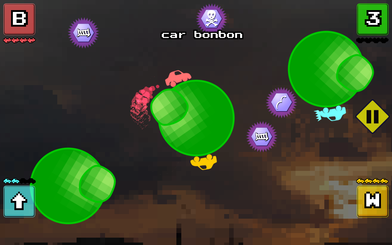 Car Bonbon- screenshot