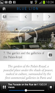 The Palais-Royal in Paris- screenshot thumbnail