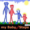 my Baby Steps logo