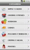 Screenshot of Basque Cooking Lite