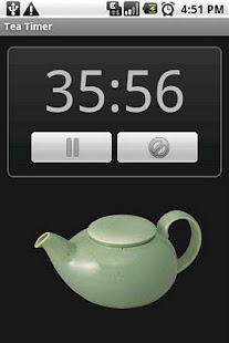 Tea Timer - screenshot thumbnail