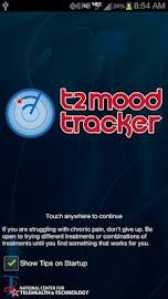 T2 Mood Tracker Screenshot 1