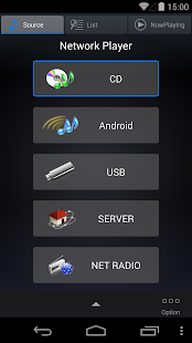 NETWORK PLAYER CONTROLLER - screenshot thumbnail