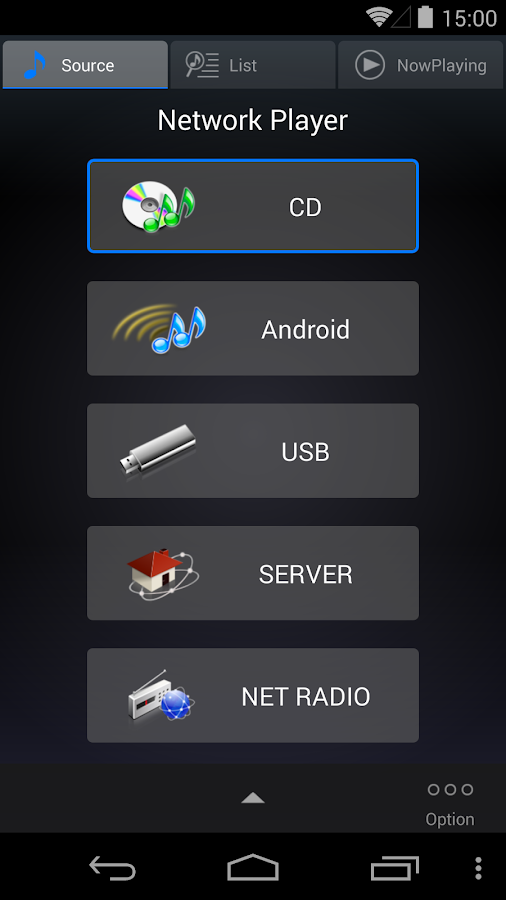 NETWORK PLAYER CONTROLLER - screenshot