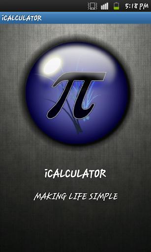 iCalculator