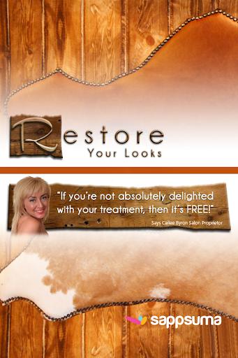 Restore Your Looks