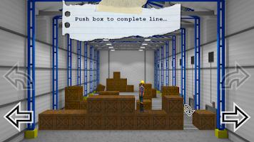 Screenshot of Stack Attack 3D