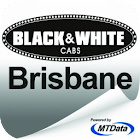 Black & White Cabs Brisbane icon