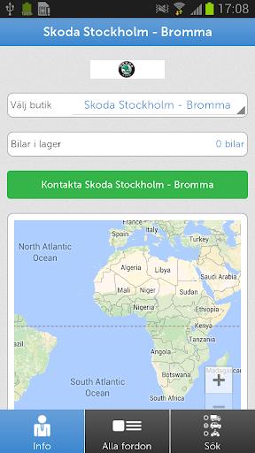 Skoda Stockholm
