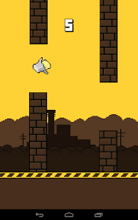 Flappy Butter Fly - screenshot thumbnail