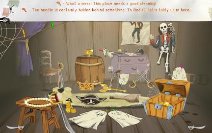 Alizay, pirate girl Screenshot 13