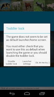 Toddler games: Animal fun - screenshot thumbnail