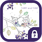 Tomy&Tony(fruit tree)protector icon