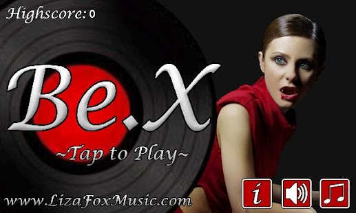 Be.X (Liza Fox) - screenshot thumbnail