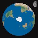 Sun and Moon Light Clock icon