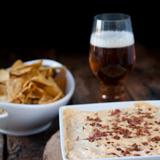 Beer and Bacon Dip
