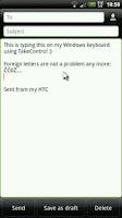 Screenshot of Take Control (TakeControl)ROOT