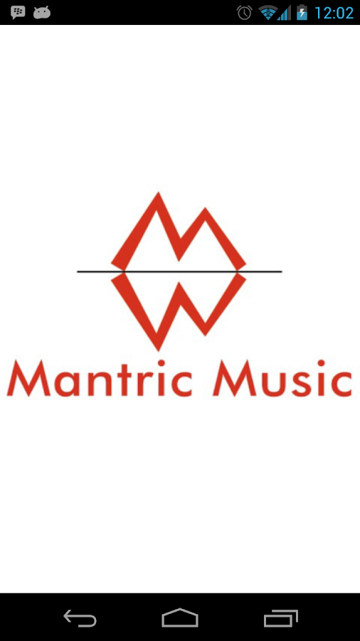 Mantric Music - screenshot
