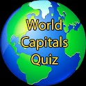 Free World Capitals Quiz logo
