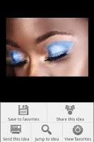 Screenshot of Eye Makeup Book Pro
