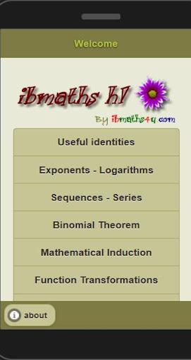 ib maths hl