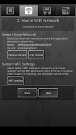 Sweet Home WiFi Picture Backup Screenshot 5
