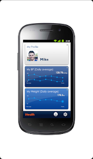 iHealth MyVitals - screenshot thumbnail