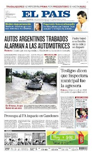 Uruguay Newspaper - screenshot thumbnail