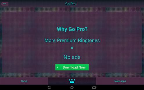 Most Popular Ringtones- screenshot thumbnail