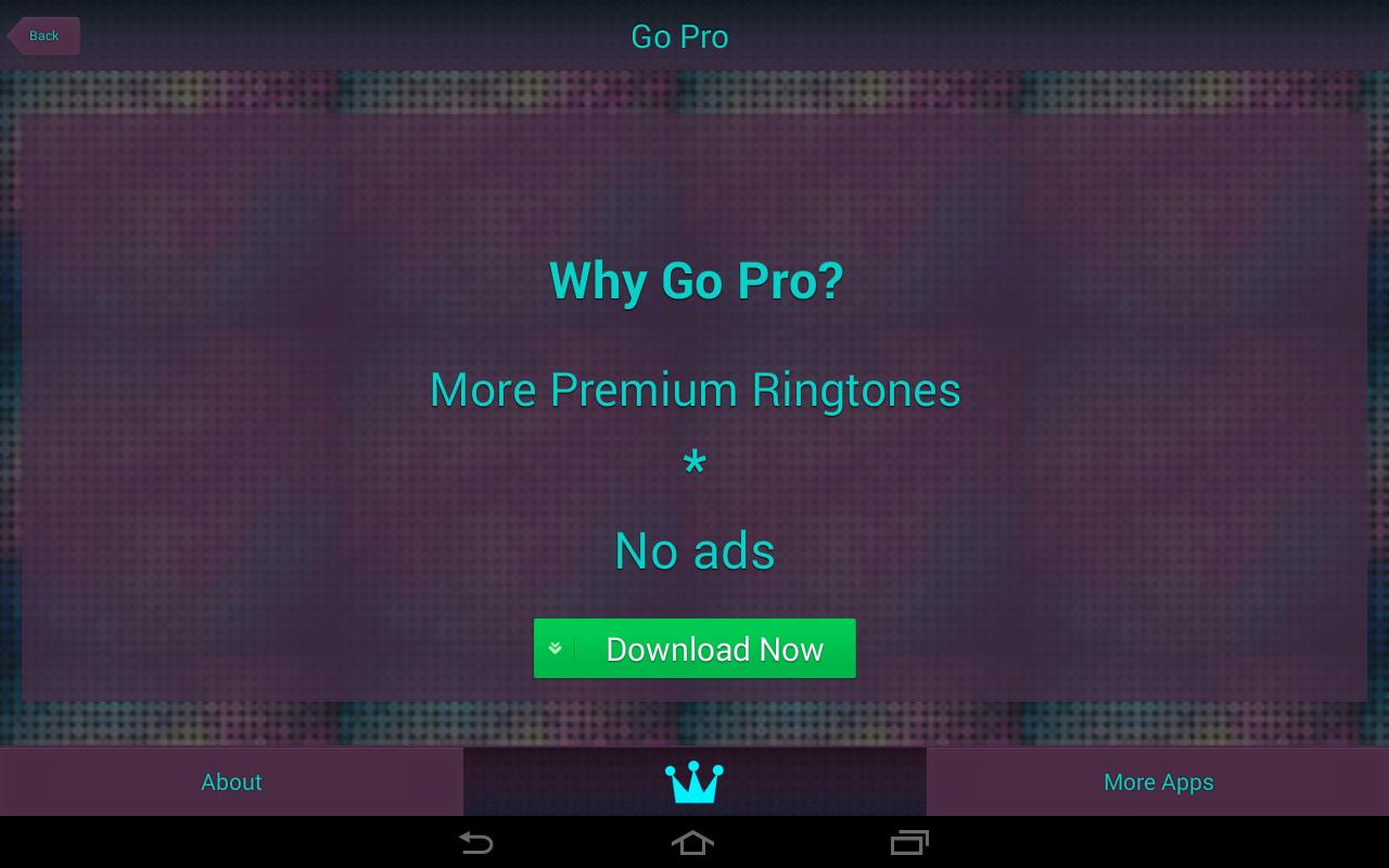 Most Popular Ringtones- screenshot
