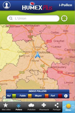 【免費健康App】i-Pollen-APP點子