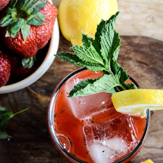 Fresh Mint Drinks Recipes.