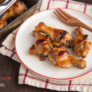 Honey Soy Sauce Chicken