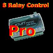 PLC 8 Relè Control Remote Pro