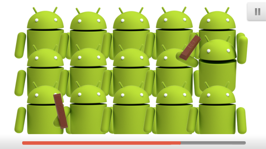 Android KitKat Challenge- screenshot